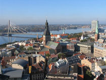 Latvian Transport Minister Promotes Port of Riga in U.S.