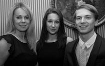 UK Latvian Embassy meets the Latvian British Chamber of Commerce