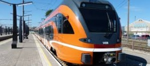Estonian Rail Passengers Feel The Squeeze